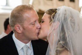 Der Kuss, Fotograf-Zürich, Hochzeit