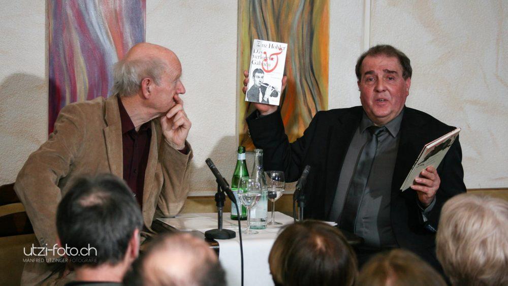 Franz Hohler, Charles Linsmayer