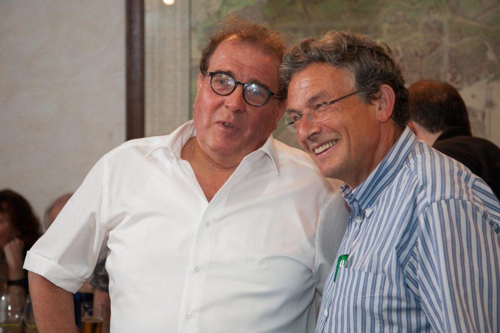 Charles Lewinsky und Charles Linsmayer