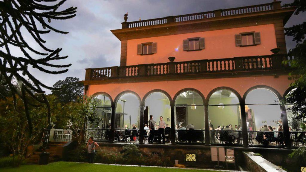 Hochzeit auf der Insel Brissago
