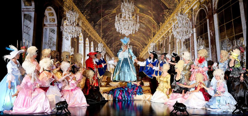 Eventfotografie Chateau Verseilles, Eventfotograf
