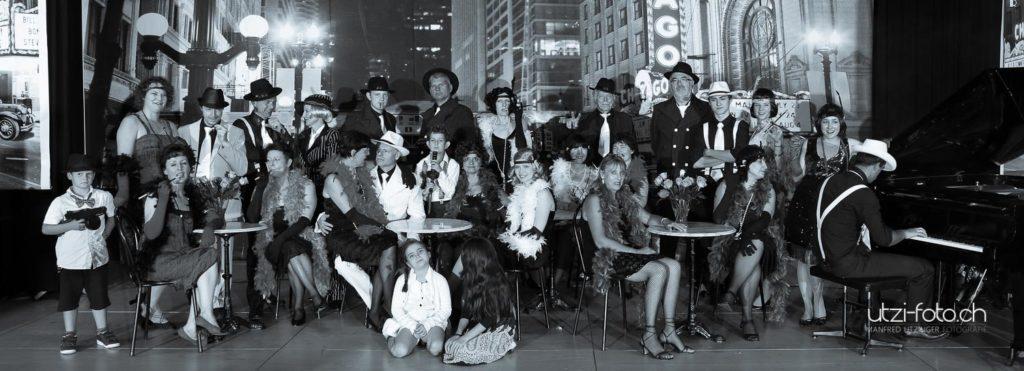 20er Jahre Gruppenfoto