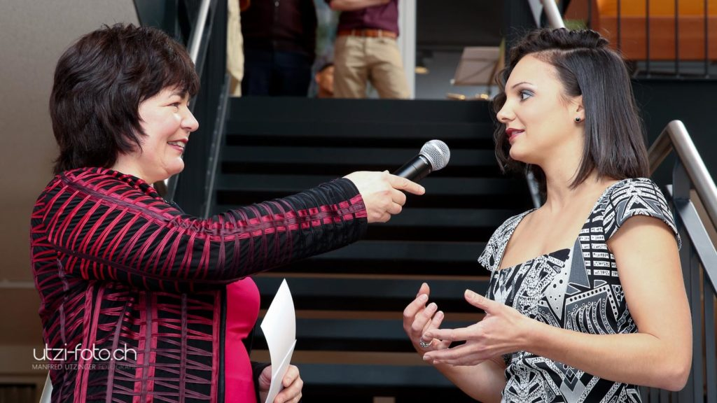 Sarah Meier im Interview bei gutschlafen.ch