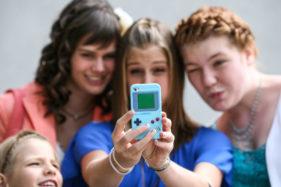 Selfie an Ziviltrauung