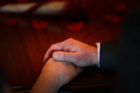 Hand in Hand Ziviltrauung