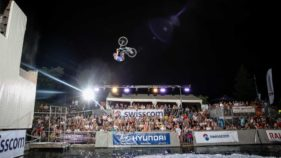 Freestyle Rider in Mettmenstetten