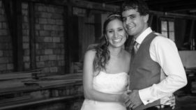 Hochzeitspaar Paarfotoshooting