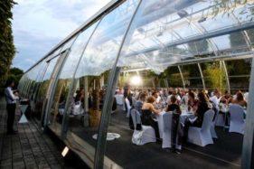 Hochzeit in der Glashütte