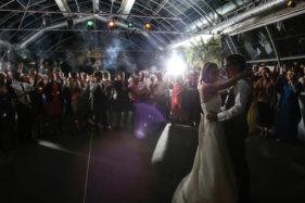 Hochzeitstanz Eventfotografie