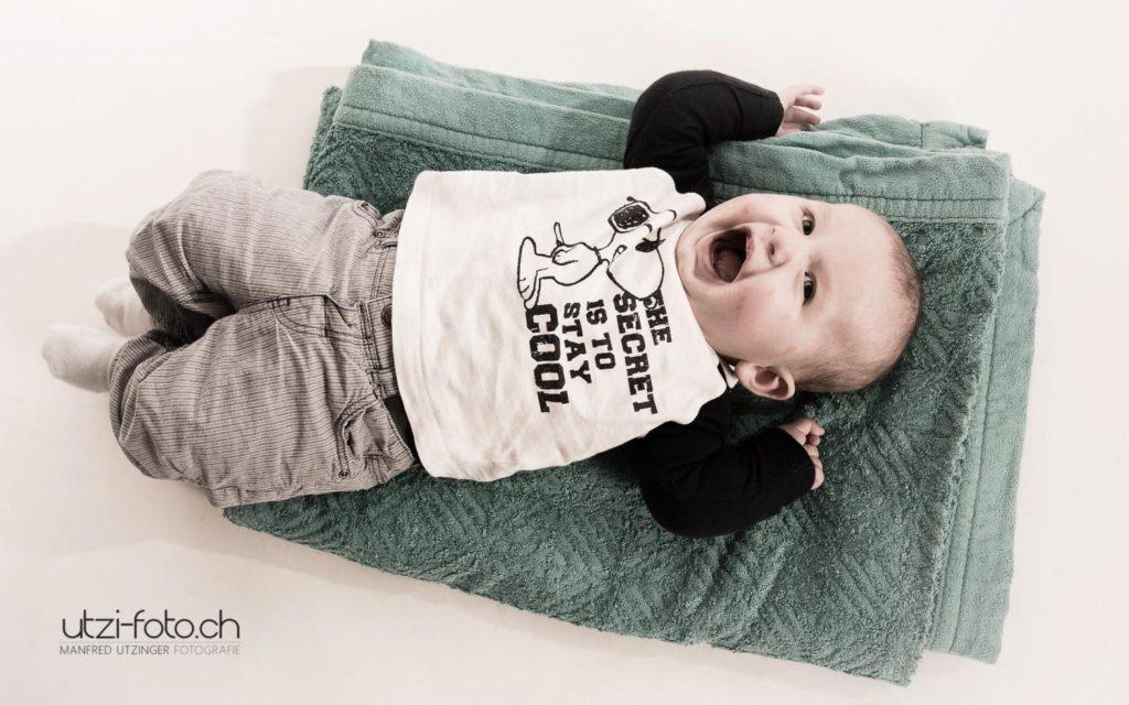 Babyfotoshooting Fotograf Zürich
