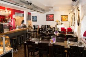 Restaurant Fotoshooting