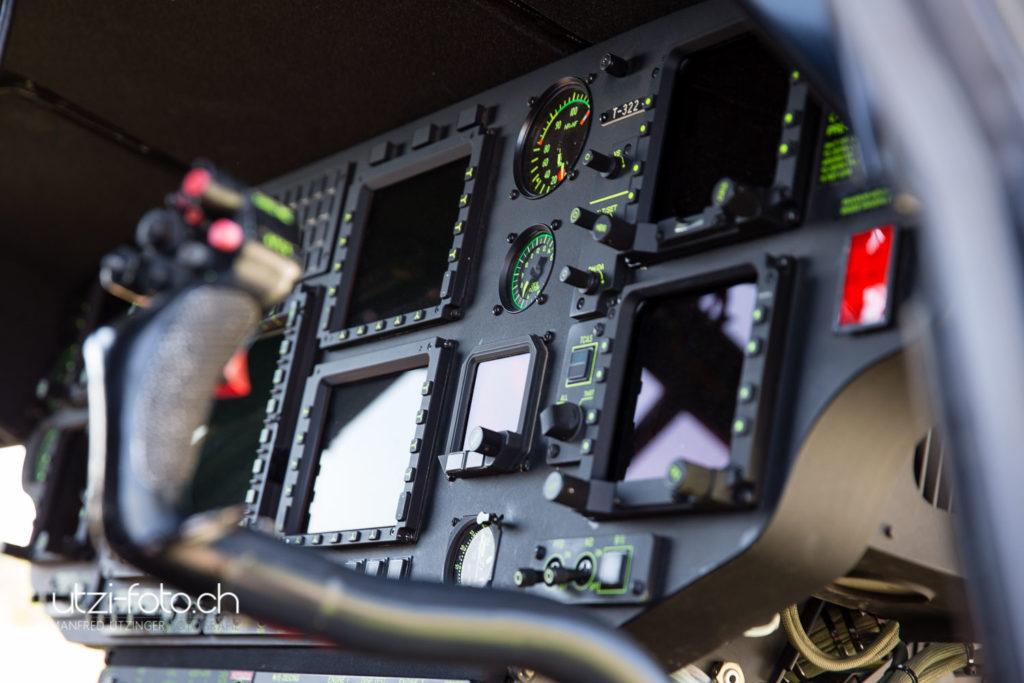 Super Puma Schweizer Militär
