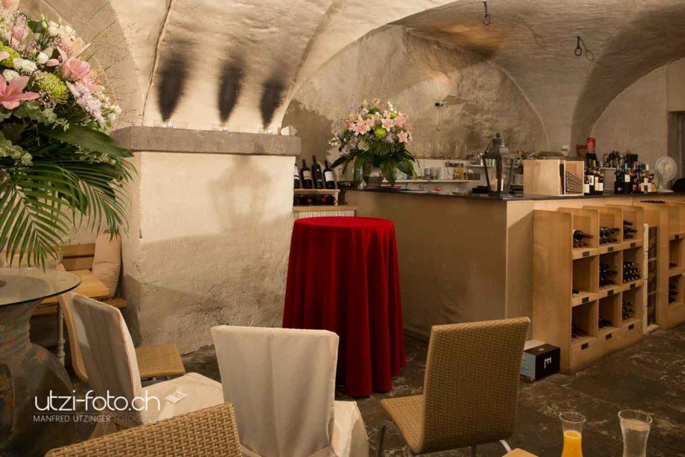 Zivile Trauung, Weinschenke Zürich