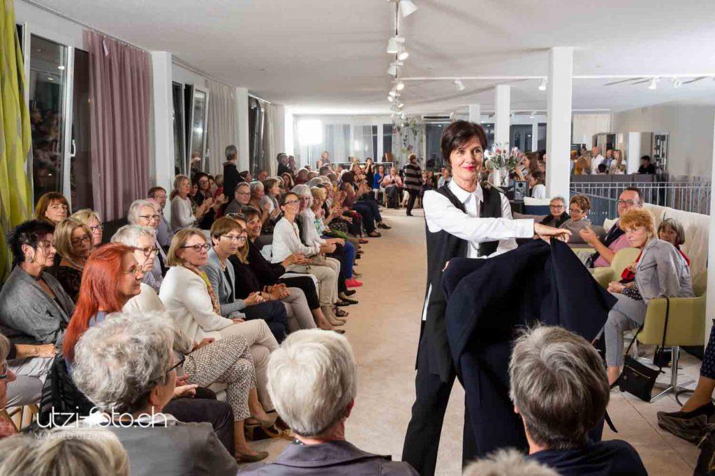 Modeschau, Eventfotografie bei gutschlafen.ch