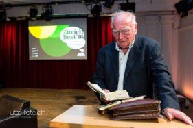 Martin Walser liest vor