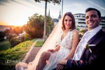Brautpaar am Dolder Grand
